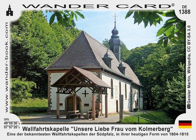 "Wallfahrtskapelle ""Unsere Liebe Frau vom Kolmerberg"""