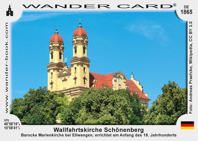 Wallfahrtskirche Schönenberg