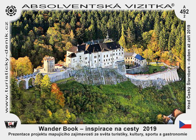 Wander Book – inspirace na cesty  2019