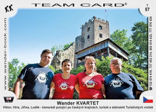 Wander KVARTET