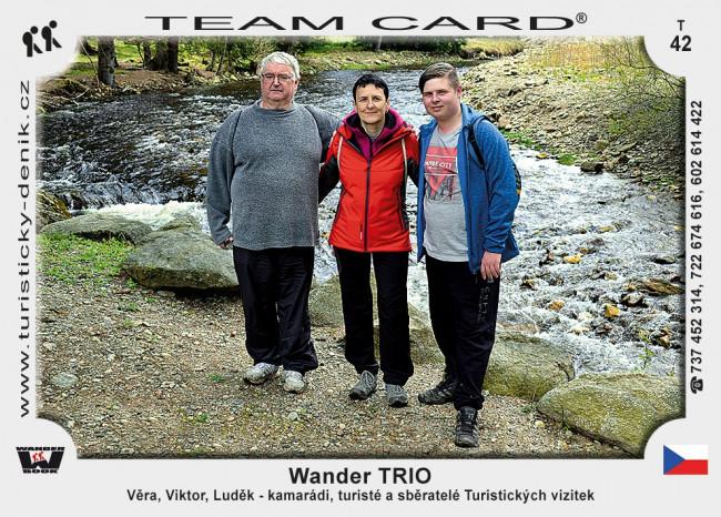 Wander TRIO