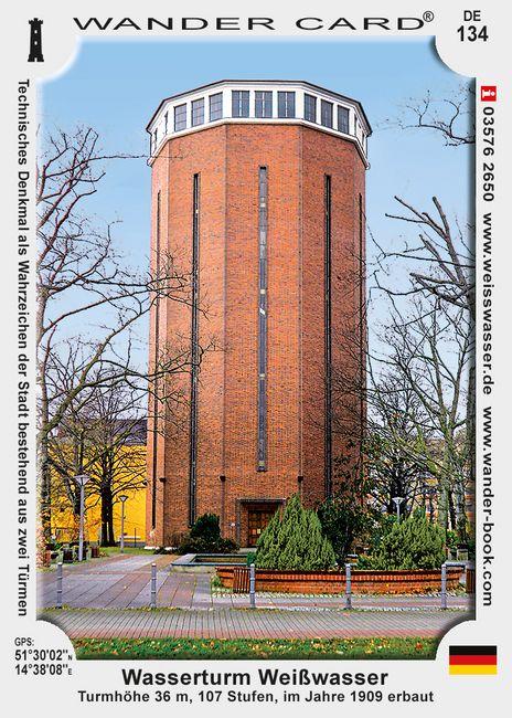 Wasserturm Weißwasser
