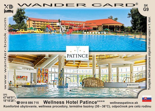 Wellness Hotel Patince****