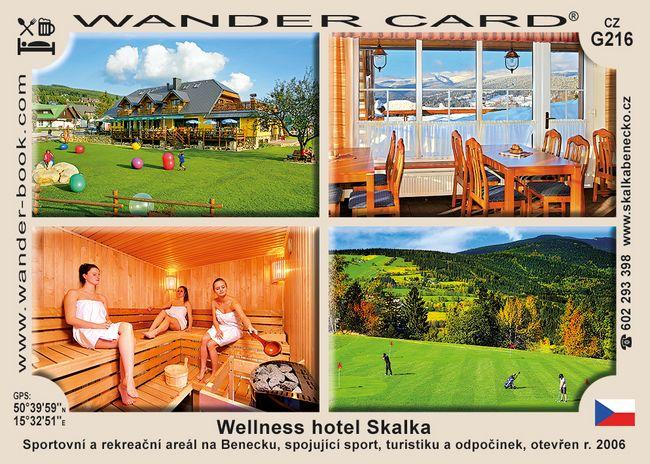 Wellness hotel Skalka
