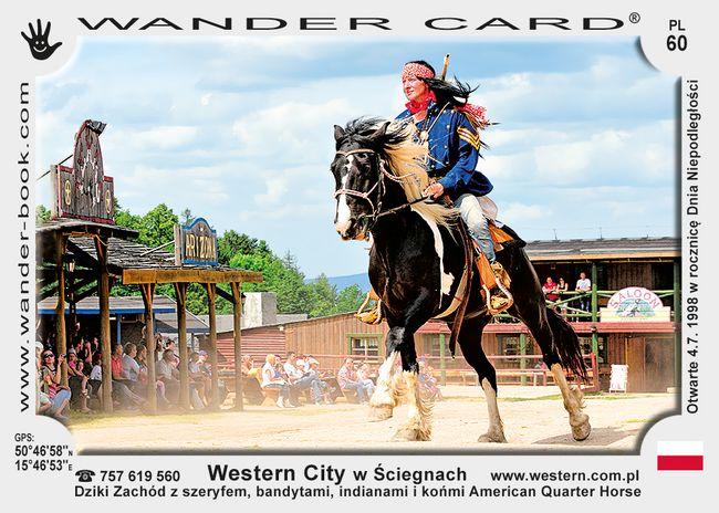 Western City w Ściegnach