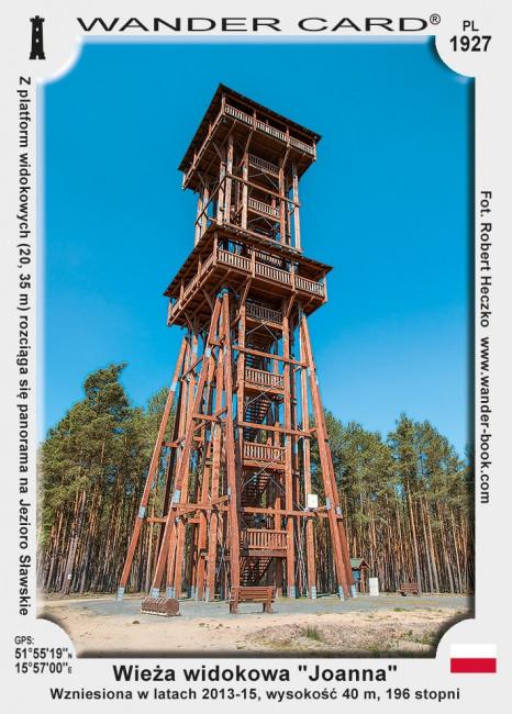 """Wieża widokowa """"Joanna"""""""