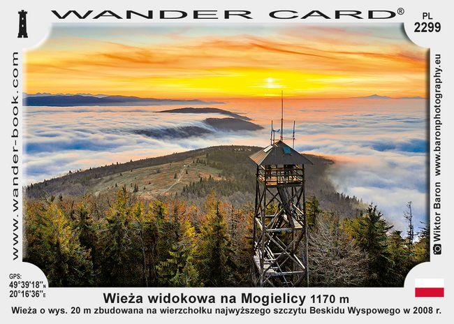 Wieża widokowa na Mogielicy