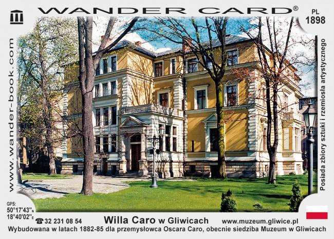 Willa Caro w Gliwicach