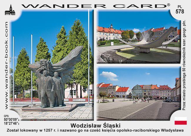 Wodzisław Śląski miasto