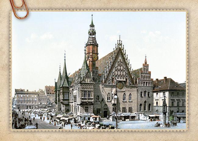 Ratusz we Wroclawiu