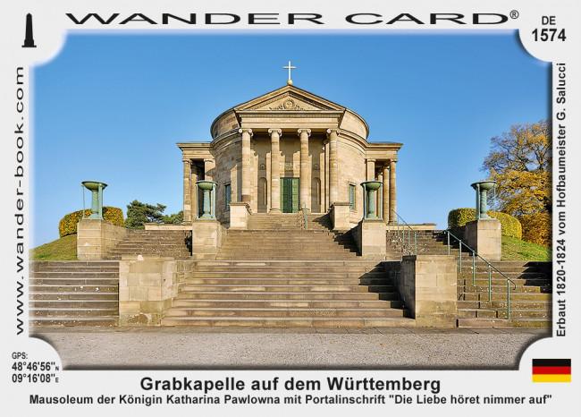 Wurttemberg Grabkapelle
