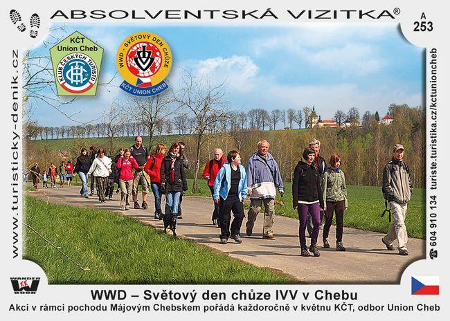 WWD - Světový den chůze IVV v Chebu (5)
