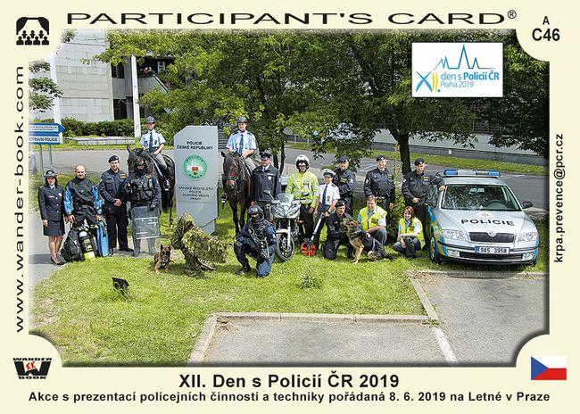 XII. Den s Policií 2019