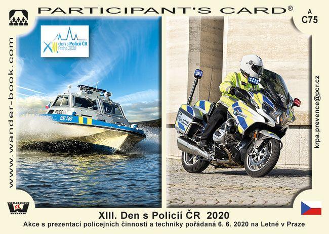 XIII. Den s Policií ČR  2020