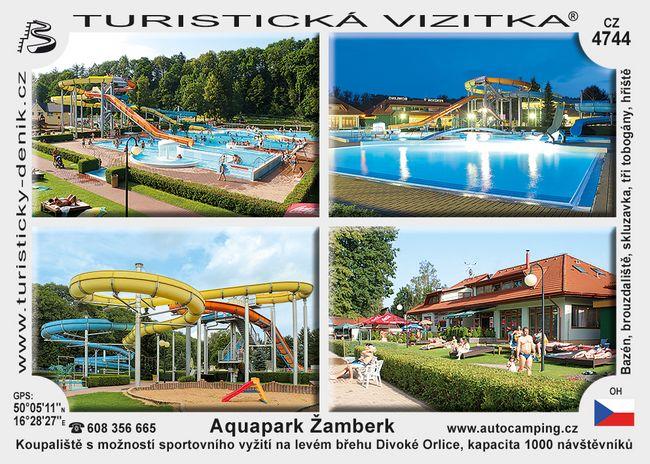 Aquapark Žamberk