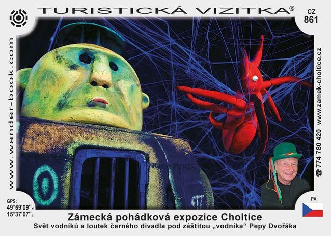 Zámecká expozice Choltice