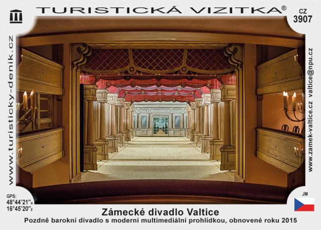 Zámecké divadlo Valtice