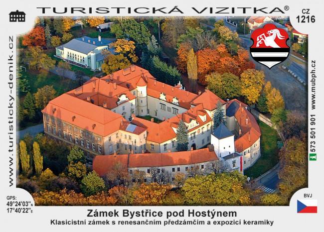 Zámek Bystřice pod Hostýnem