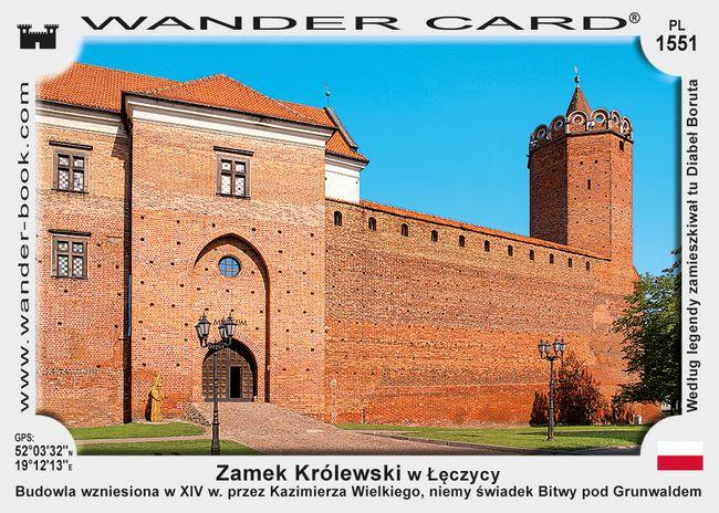 Zamek Królewski w Łęczycy