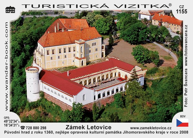 Zámek Letovice