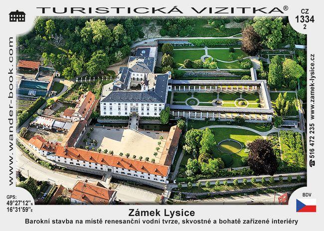 Zámek Lysice