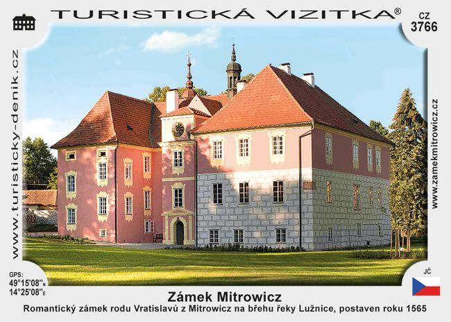 Zámek Mitrowicz