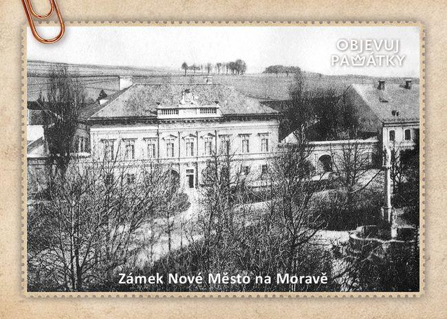 Zámek Nové Město na Moravě