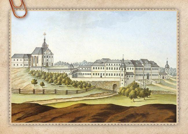 Zámek Rychnov nad Kněžnou