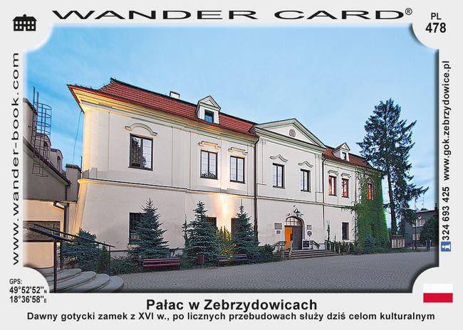 Zebrzydowice pałac