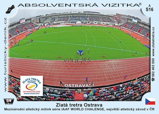 Zlatá tretra Ostrava