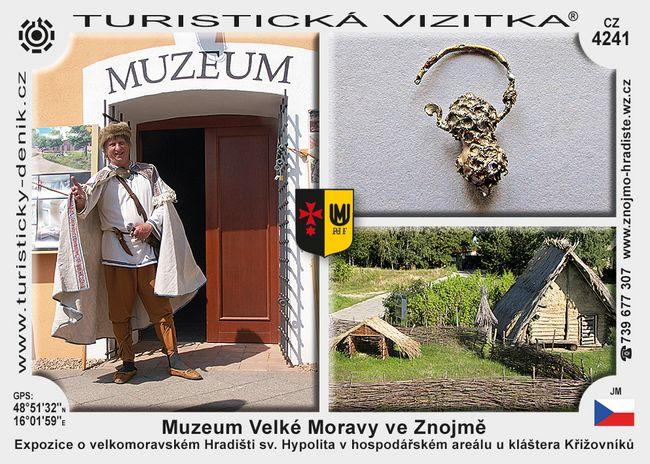 Muzeum Velké Moravy ve Znojmě