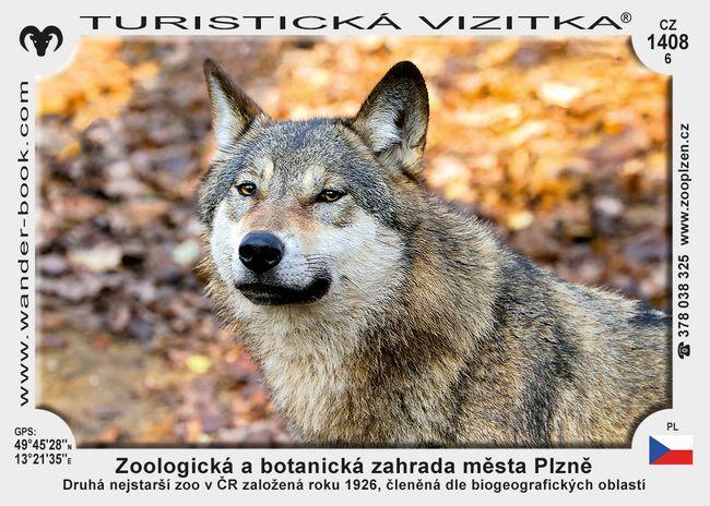 Zoologická a botanická zahrada města Plzně