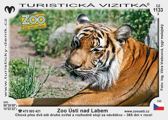 Zoologická zahr. Ústí n.L.