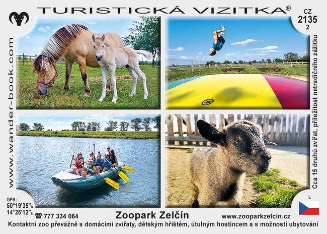 Zoopark Zelčín