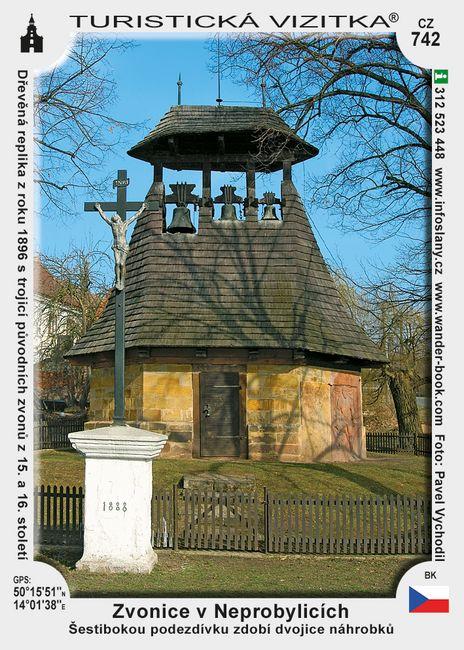 Zvonice v Neprobylicích