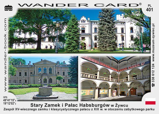 Żywiec pałac zamek