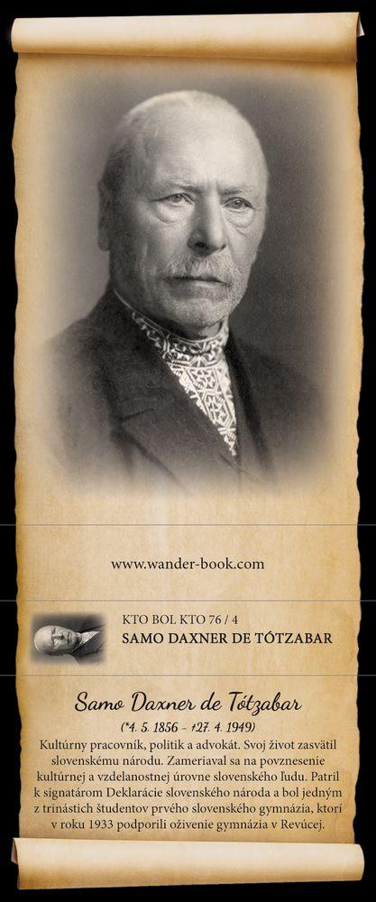 Samo Daxner de Tótzabar