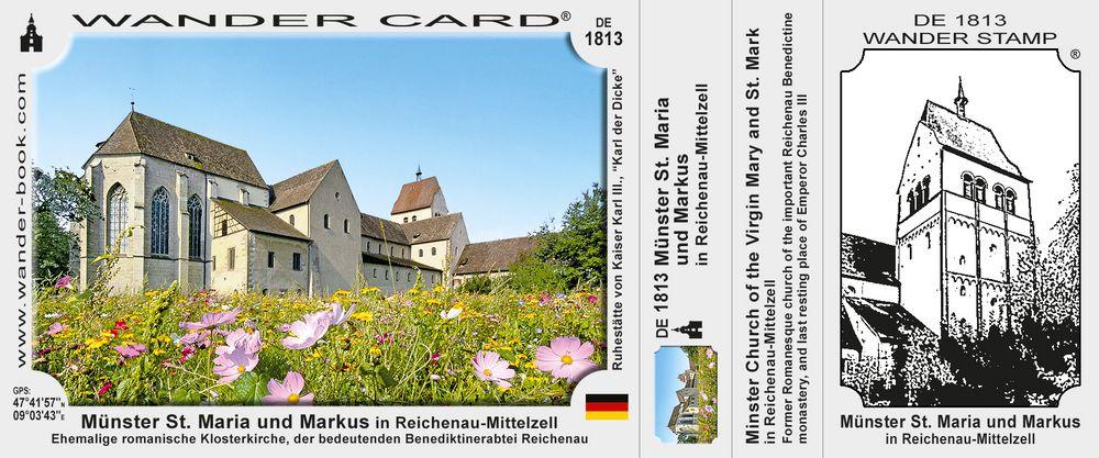 Münster St. Maria und Markus in Reichenau-Mittelzell