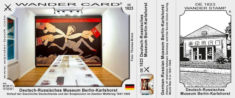 Deutsch-Russisches Museum Berlin-Karlshorst