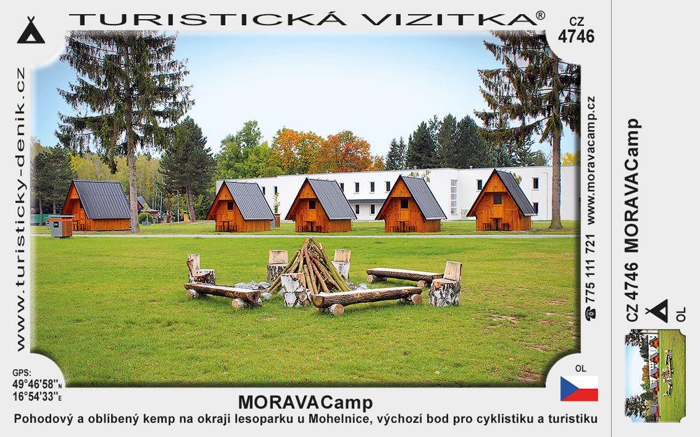 MORAVACamp