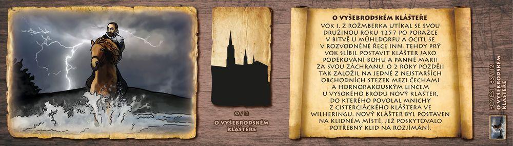 O Vyšebrodském klášteře