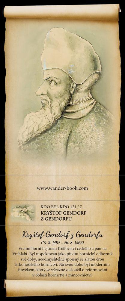 Kryštof Gendorf z Gendorfu