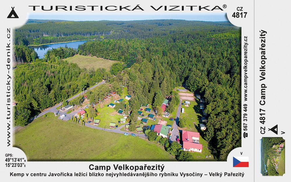 Camp Velkopařezitý