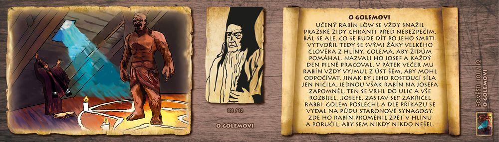 O Golemovi