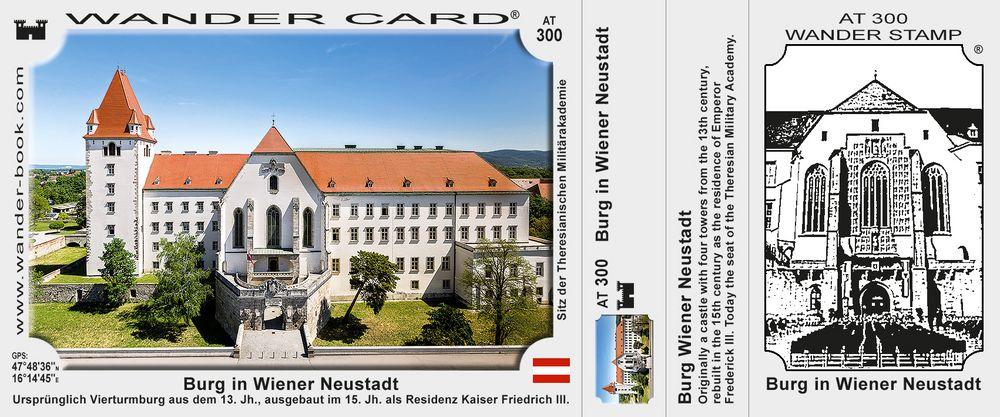Burg in Wiener Neustadt