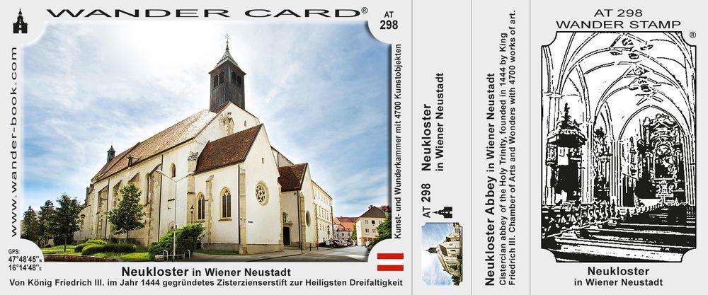 Neukloster in Wiener Neustadt