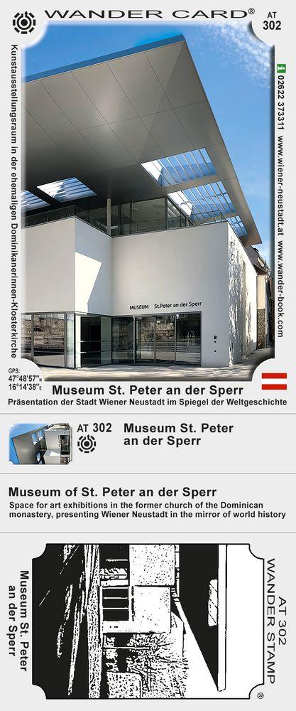 Museum St. Peter an der Sperr