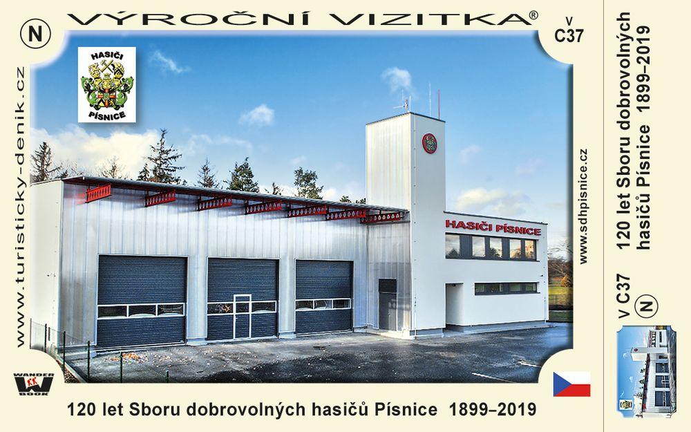 120 let Sboru dobrovolných hasičů Písnice  1899–2019