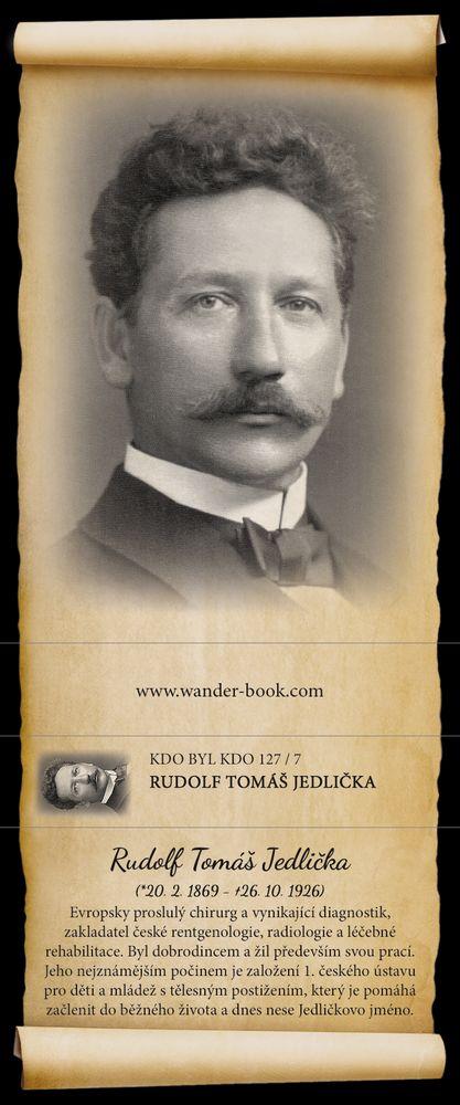 Rudolf Tomáš Jedlička