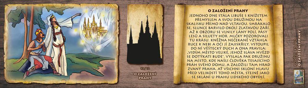 O založení Prahy